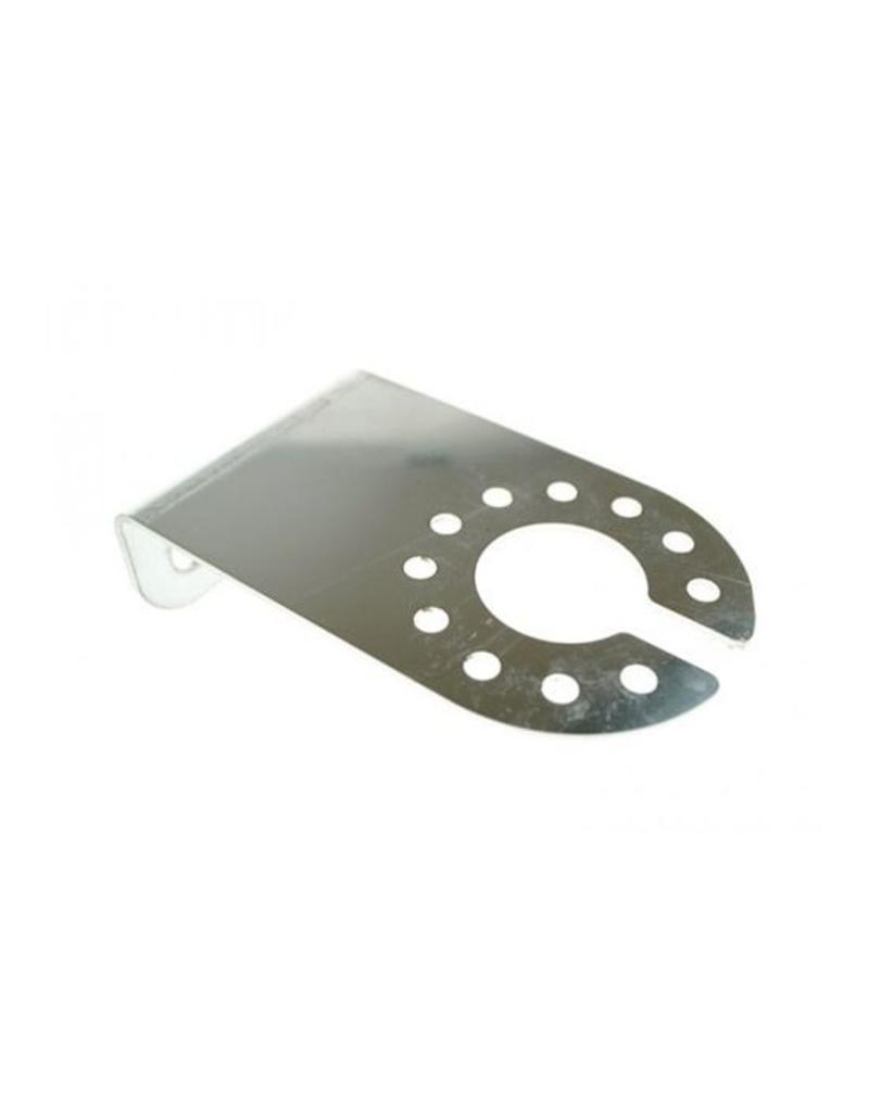 Right Angle Stainless Steel Adaptor Plate | Fieldfare Trailer Centre