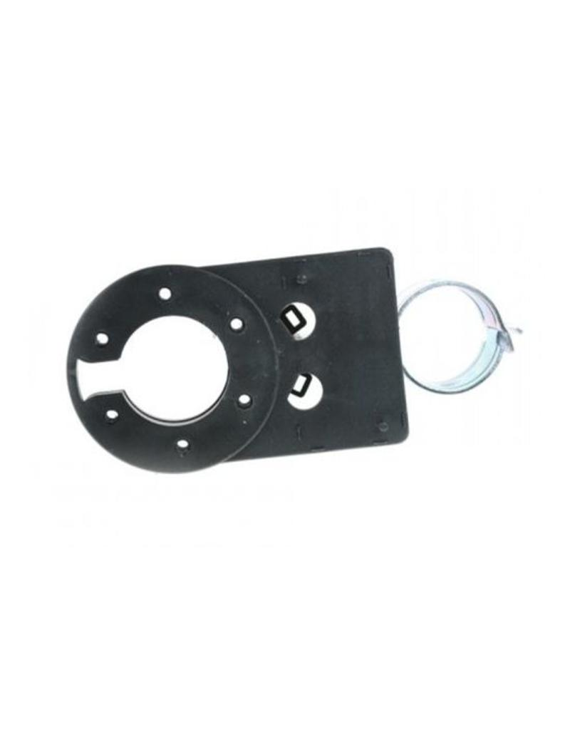 Maypole Swan Neck Trailer Mounting Plate | Fieldfare Trailer Centre