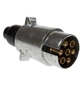 12N Metal 7 Pin Electrical Plug