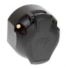 12v 13 Pin Plastic Trailer Socket