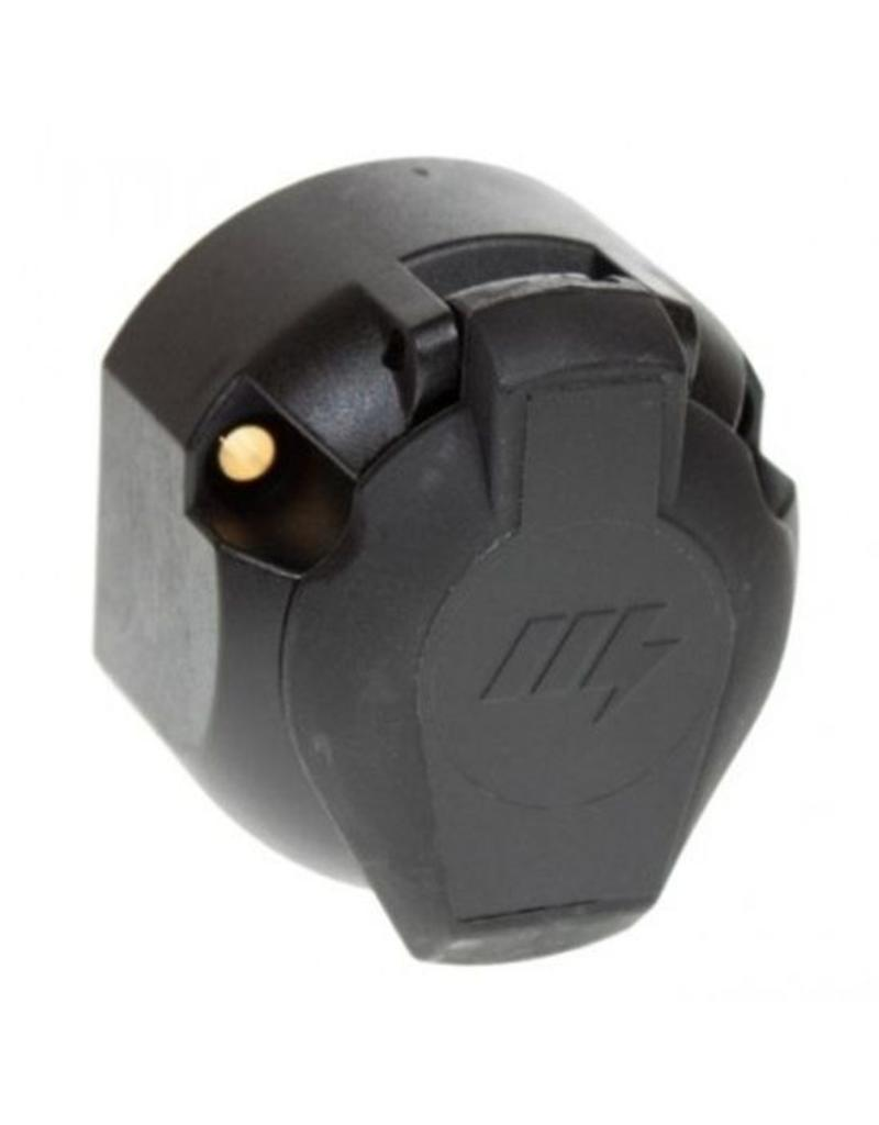 Line 1 Professional 12v 13 Pin Plastic Trailer Socket | Fieldfare Trailer Centre