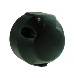 Line 1 12v 7 Pin Plastic Trailer Socket with Fog Cut Off