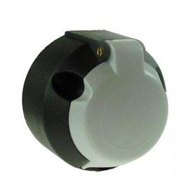 12S 7 Pin Plastic Trailer Socket