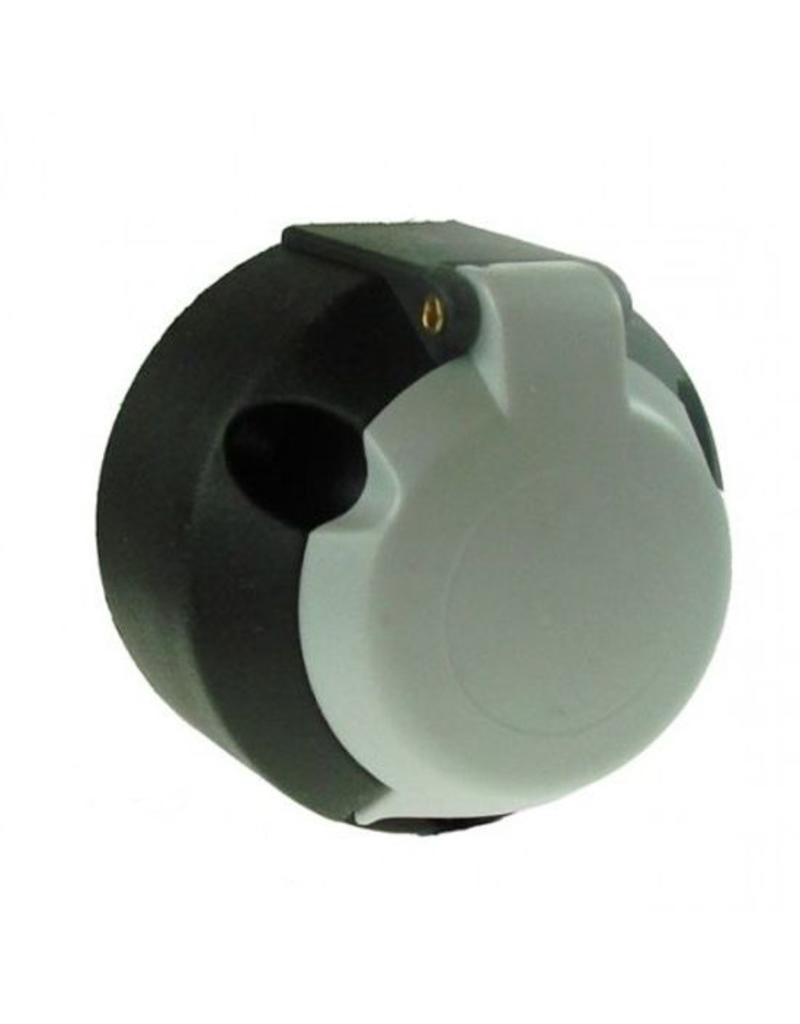 12S 7 Pin Plastic Trailer Socket | Fieldfare Trailer Centre