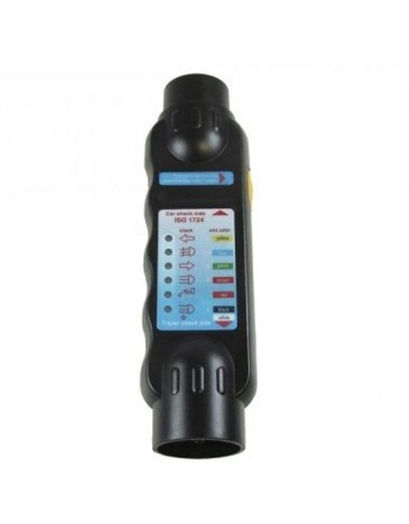 12N 7 Pin Car Trailer Wiring Tester   Fieldfare Trailer Centre