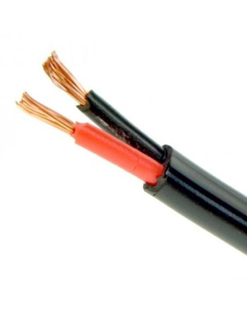 30m Flat Cable 2 Core Twin 0.65mm 5amp | Fieldfare Trailer Centre