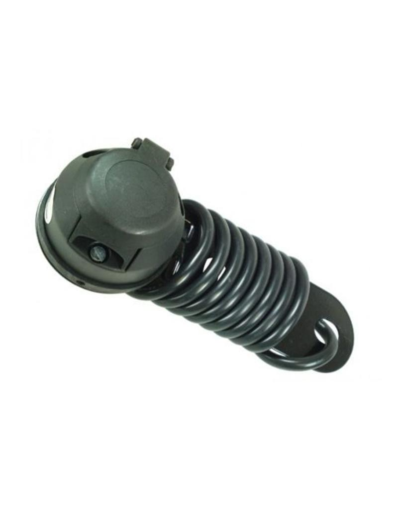 12N Pre Wired 7 Pin Socket 2m Cable | Fieldfare Trailer Centre