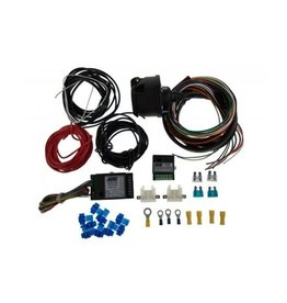 Maypole 13 Pin 2m Wiring Kit 7 Way Bypass Relay and 30A Combi Relay
