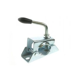 Maypole 34mm Split Clamp for Jockey Wheel and Prop Stands