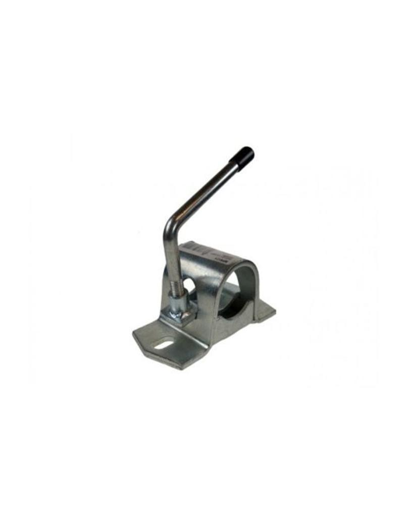48mm Heavy Duty Clamp for Jockey Wheel and Prop Stands | Fieldfare Trailer Centre
