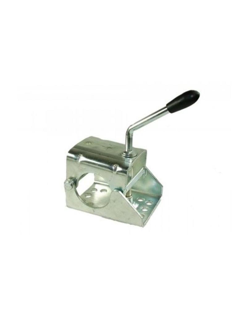 Maypole 60mm Clamp for Jockey Wheel and Prop Stands | Fieldfare Trailer Centre