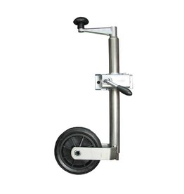 Line 1 48mm Telescopic Jockey Wheel including Clamp