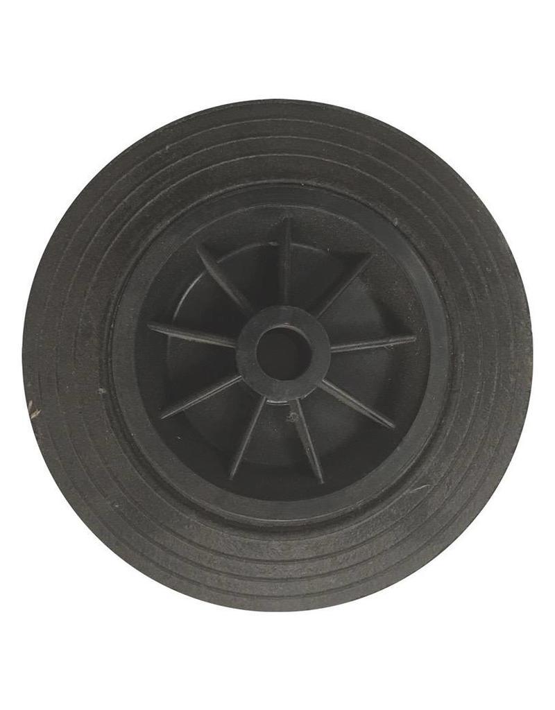 8 inch Spare Jockey Wheel for 48mm Jockey Tube   Fieldfare Trailer Centre