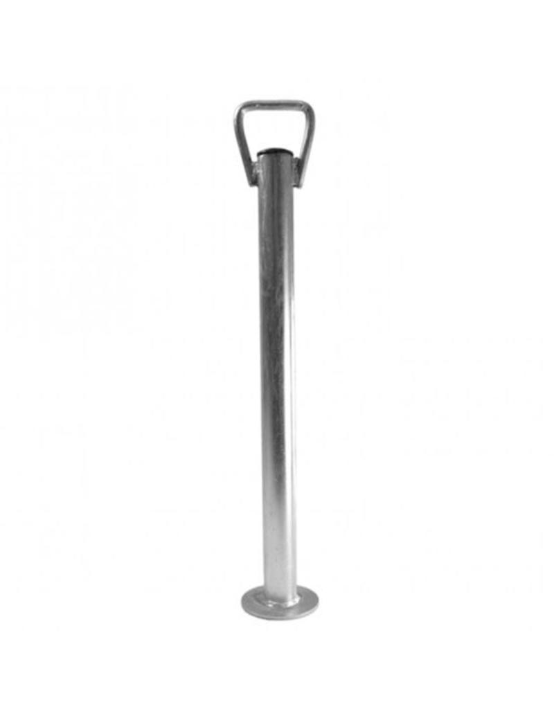 450mm x 34mm Trailer Propstand with Handle | Fieldfare Trailer Centre