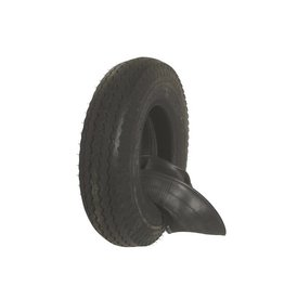 Starco Trailer Tyre and Tube Set Size 4.00-8
