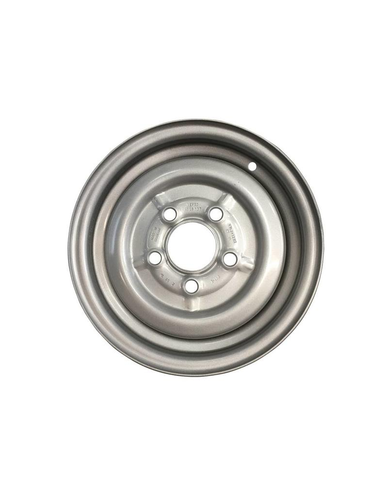 Mefro Trailer Wheel 12 inch Rim Steel 4.50J x 112mm PCD x 5 Holes 20 Offset | Fieldfare Trailer Centre
