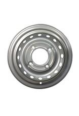 Trailer Wheel 13 inch Rim Steel 4.50J x 5.5inch PCD x 4 Holes 26 Offset | Fieldfare Trailer Centre