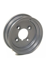 Trailer Wheel 8 inch Rim Steel 5.50J x 4 inch PCD x 4 Holes | Fieldfare Trailer Centre