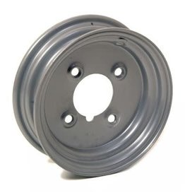 Trailer Wheel 8 inch Rim Steel 5.50J x 4 inch PCD x 4 Holes