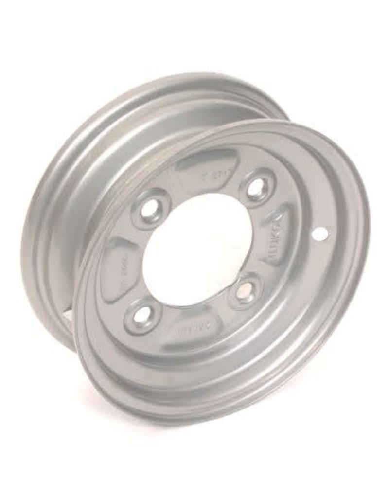 Trailer Wheel 8 inch Rim Steel 5.50J x 100mm PCD x 4 Holes | Fieldfare Trailer Centre