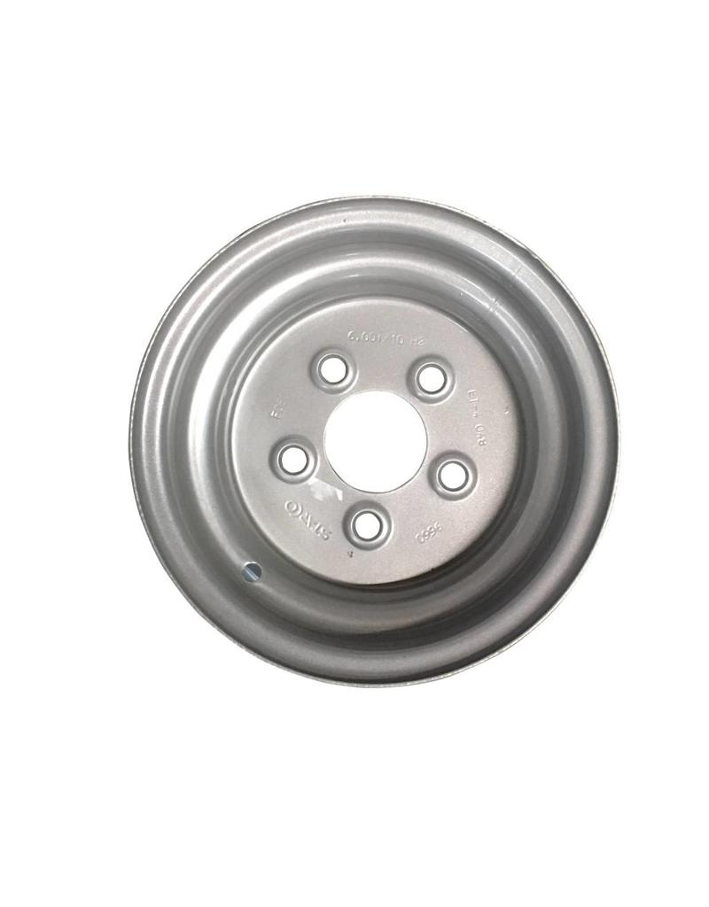 Trailer Wheel 10 inch Rim Steel 6.00J x 112mm PCD x 5 Holes | Fieldfare Trailer Centre