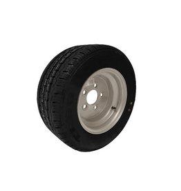 Maypole 195/55R 10C 96N 5 Stud 112mm PCD Silver Trailer Wheel & Tyre