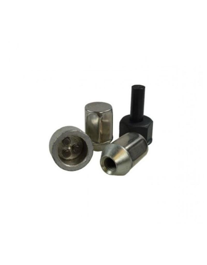 Trailer Locking Wheel Nut 10mm x 1.25   Fieldfare Trailer Centre