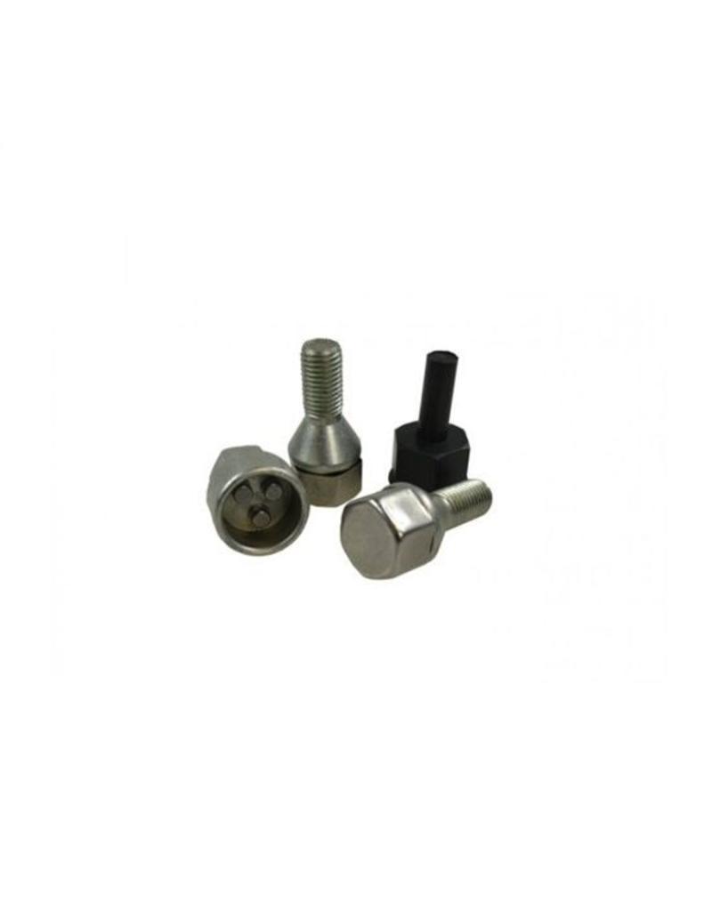 Trailer Locking Wheel Bolts 12mm x 1.5 | Fieldfare Trailer Centre