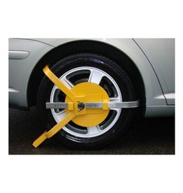 Trailer Wheel Clamp 13 to 17 inch Wheels