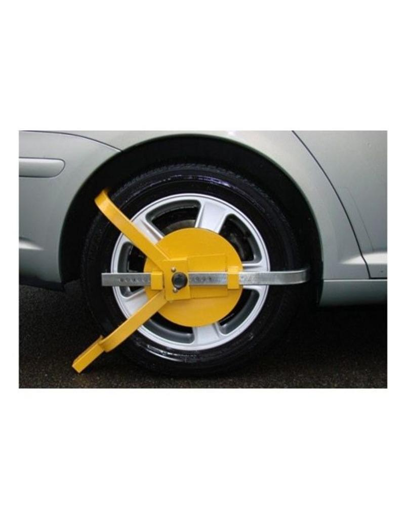 Trailer Wheel Clamp 13 to 17 inch Wheels | Fieldfare Trailer Centre
