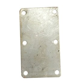Line 1 Trailer Suspension 6 Hole Mounting Plate