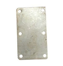 Trailer Suspension 6 Hole Mounting Plate