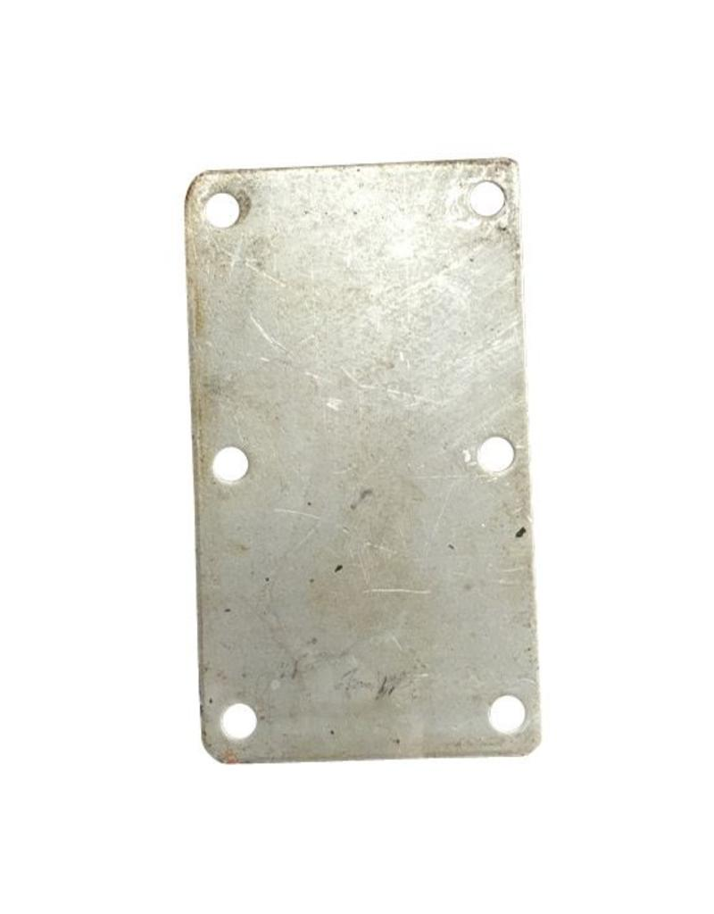 Trailer Suspension 6 Hole Mounting Plate | Fieldfare Trailer Centre