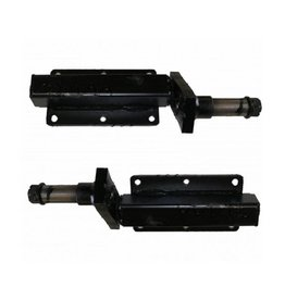 Black Painted Unbraked Trailer Suspension Unit 750kg Per Pair