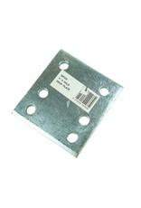 Zinc Plated 4 Inch Drop Plate | Fieldfare Trailer Centre