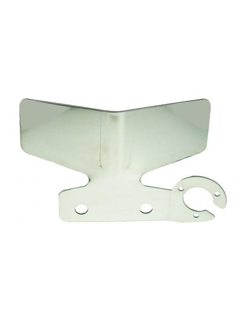 Stainless Steel Tow bar Car Bumper Protector Single Socket | Fieldfare Trailer Centre