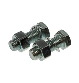 Line 1 Two and Half Inch Tow ball Bolt Single