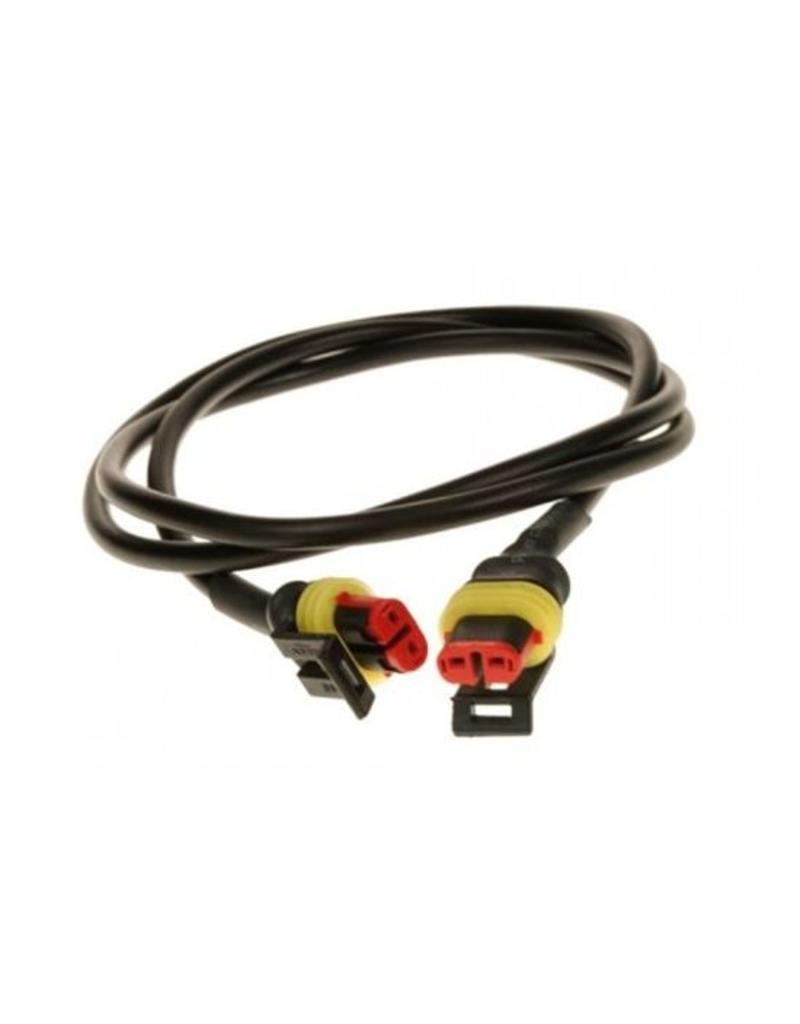 8m Light Link Harness 2 x Superseal Plugs | Fieldfare Trailer Centre