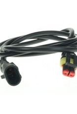 2.5m Light Extension Lead 1 x Superseal Plug 1 x Superseal Socket   Fieldfare Trailer Centre