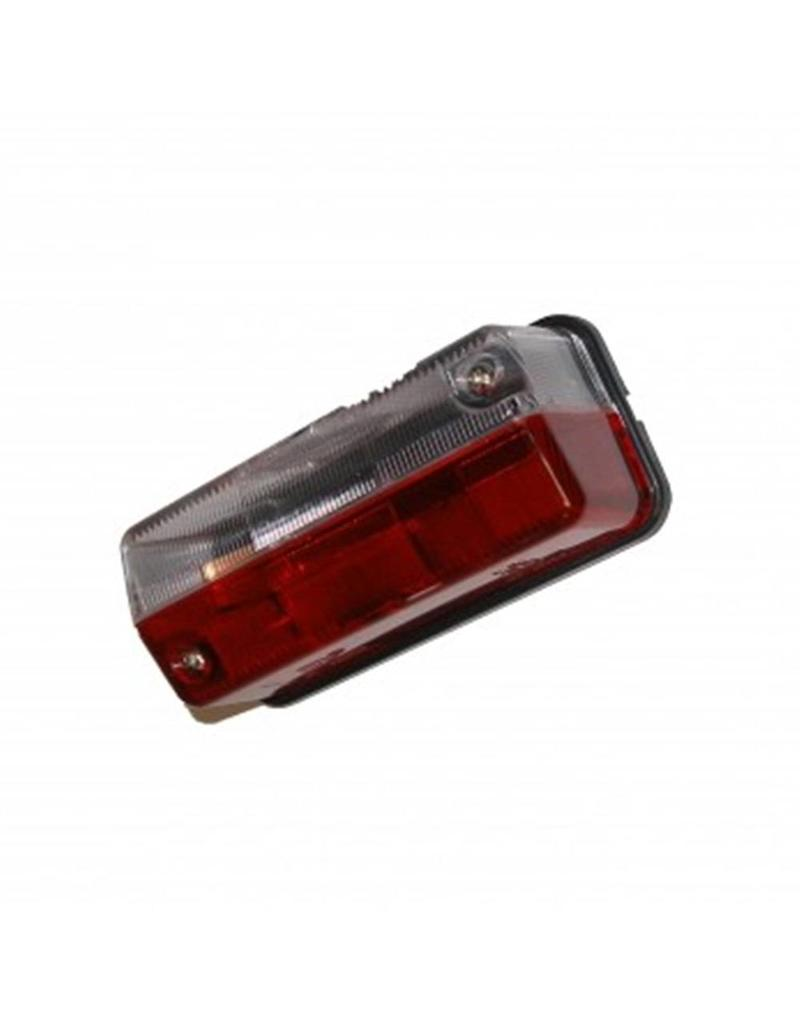 Red White Trailer Side Marker Lamp | Fieldfare Trailer Centre