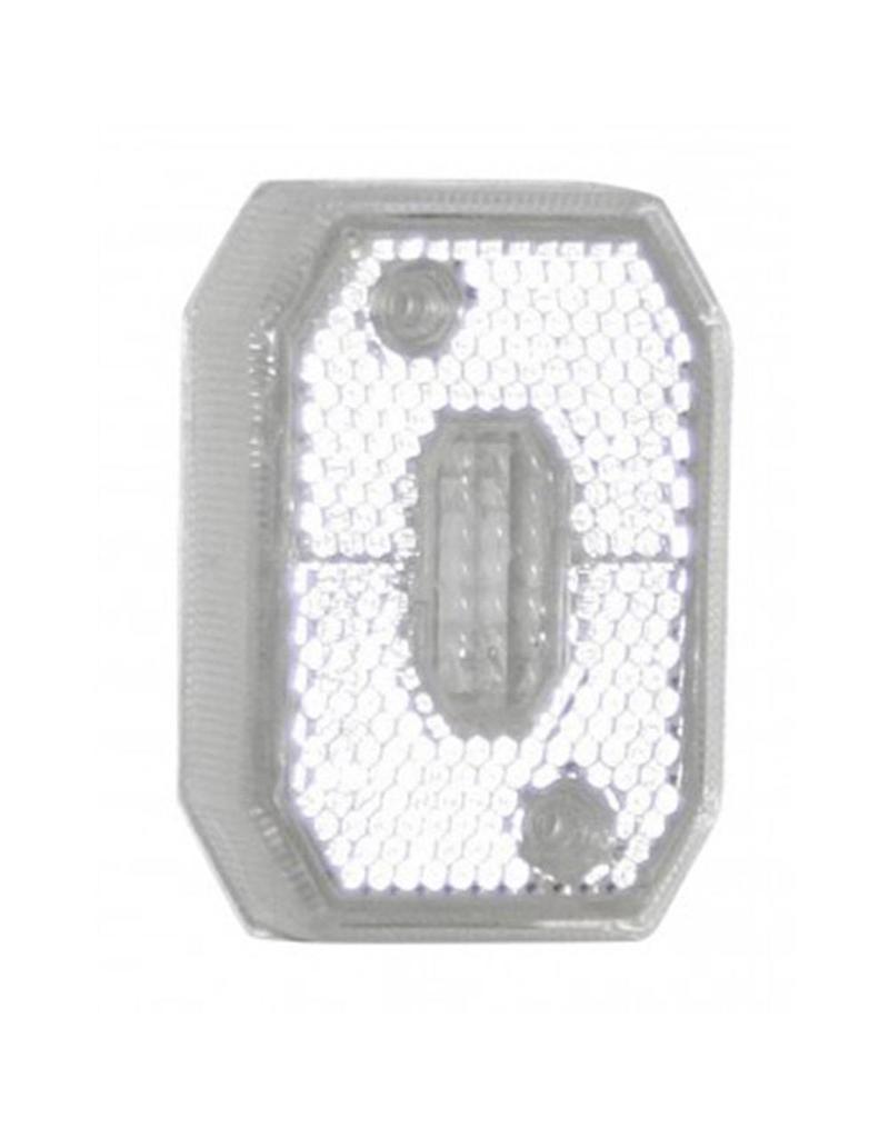 Aspock Trailer Front Lens and Reflector | Fieldfare Trailer Centre