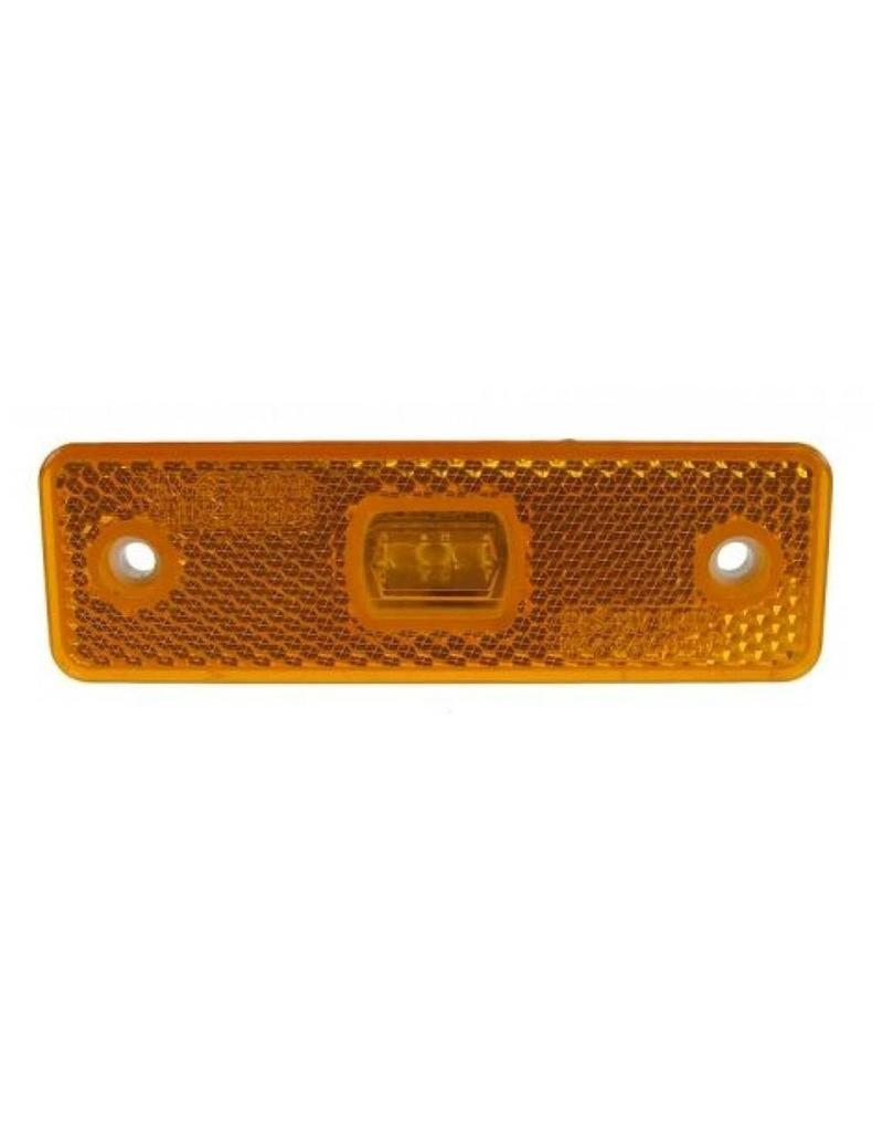 12-24V Amber LED Trailer Marker and Reflector | Fieldfare Trailer Centre