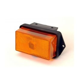 Rubbolite/Trucklite TRUCKLITE Amber Side Marker Lens