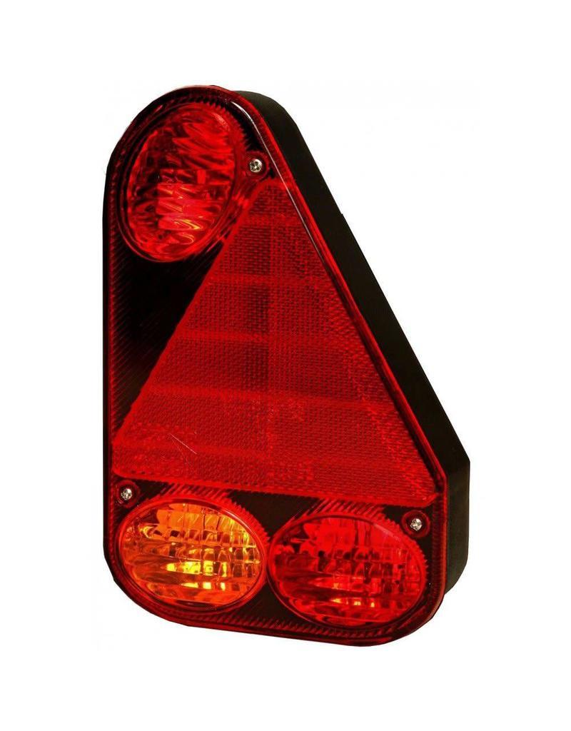 Aspock Ear point 3 Right Side Trailer Light Unit | Fieldfare Trailer Centre