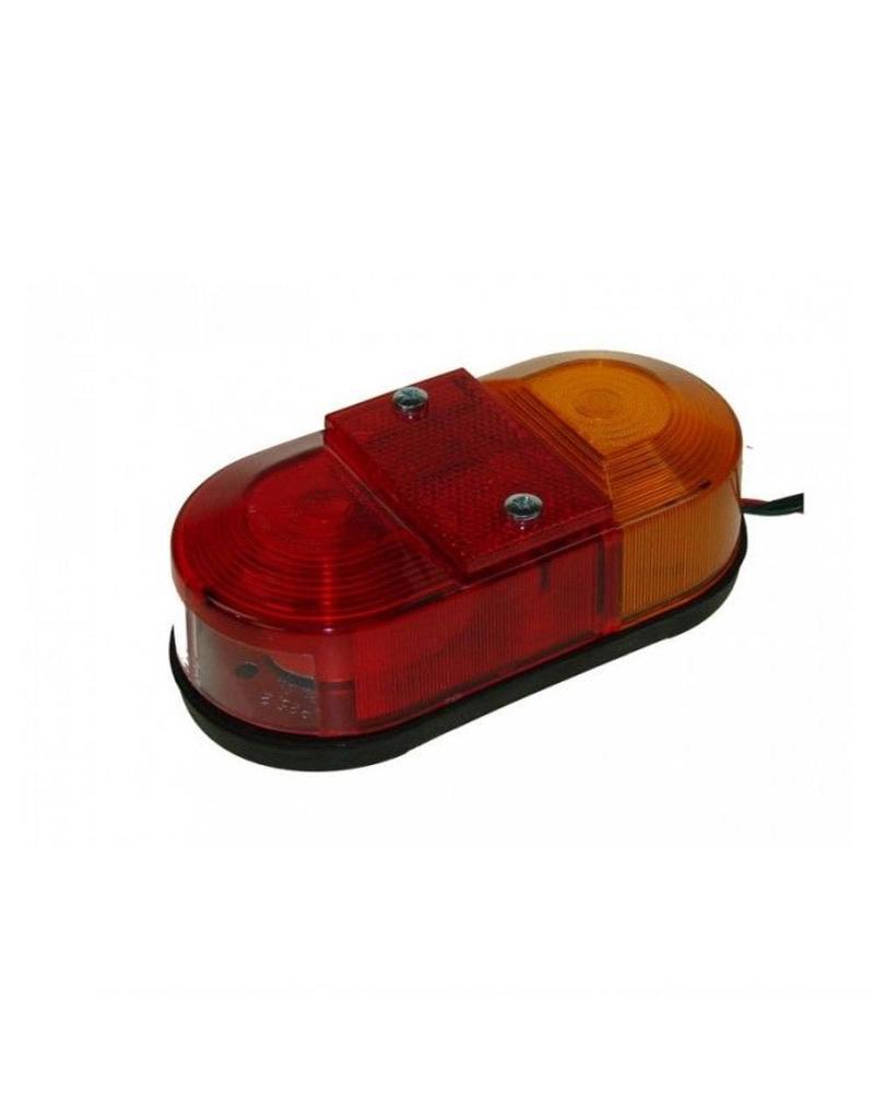Britax 9020 Oval Combination Cluster Trailer Lamp and Reflector | Fieldfare Trailer Centre
