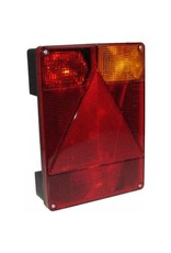 RADEX 6800 5 Function Vertical Right Side Trailer Lamp | Fieldfare Trailer Centre