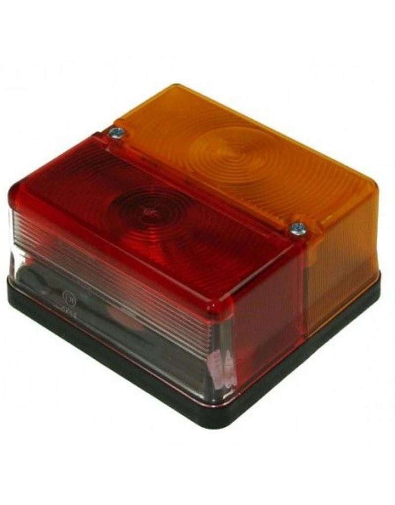 Britax 9088 Square Trailer Light | Fieldfare Trailer Centre