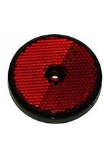 RADEX Round Red Trailer Reflector 60mm Diameter | Fieldfare Trailer Centre