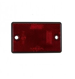 Rear Red Reflector 75 x 46mm