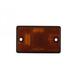 Side Amber Reflector 75 x 46mm